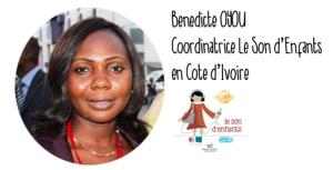 Bénédicte Oyou LE SON D'ENFANTS