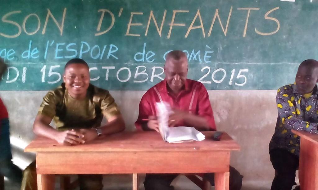 Le Son d'Enfants au Bénin